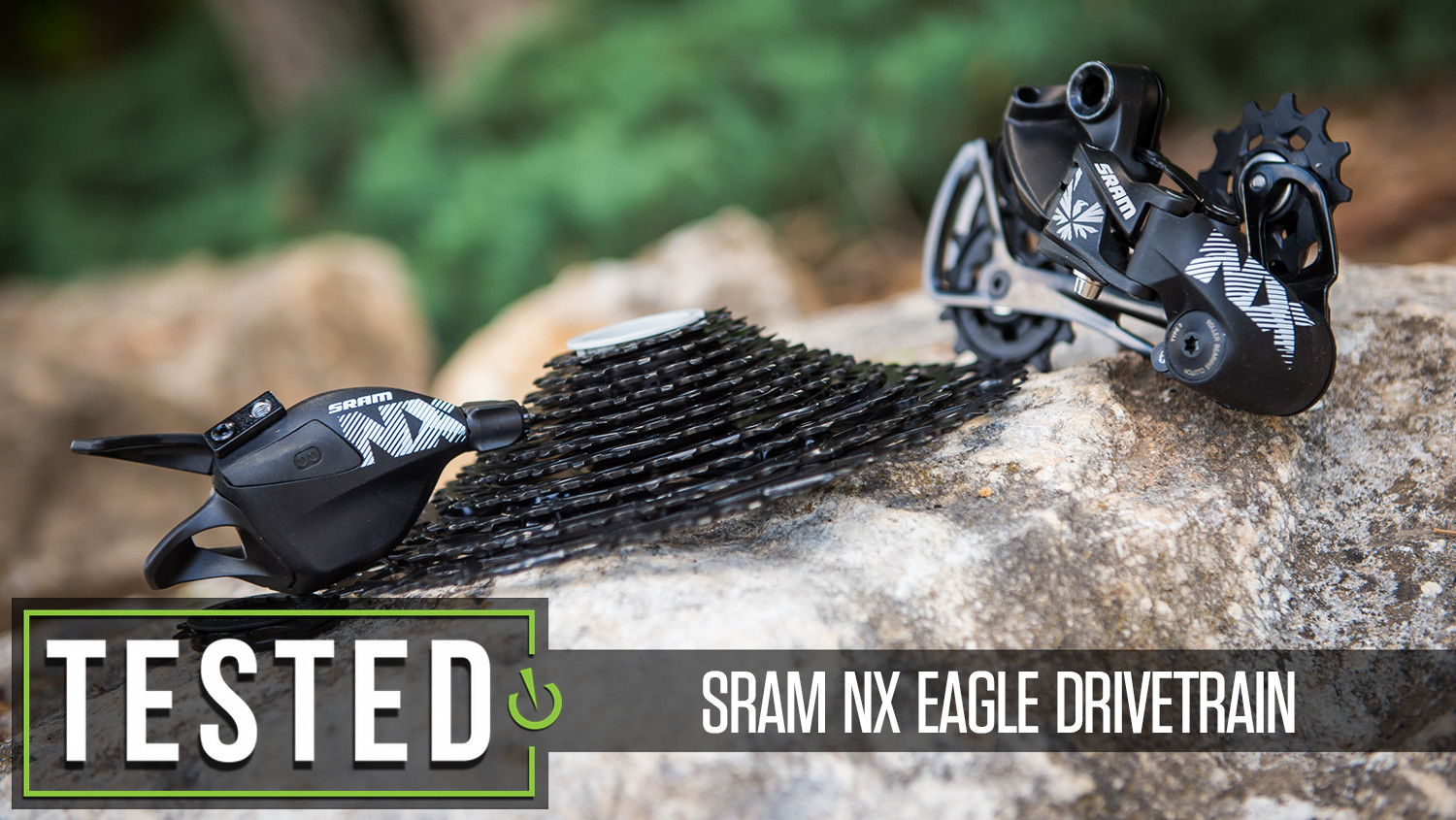 Tested: SRAM NX Eagle Drivetrain