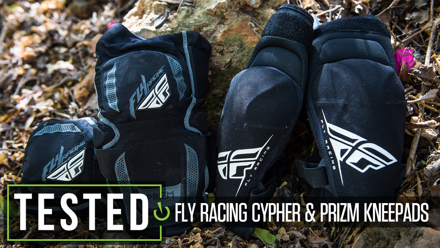 Tested: Fly Racing Cypher and Prizm Kneepads