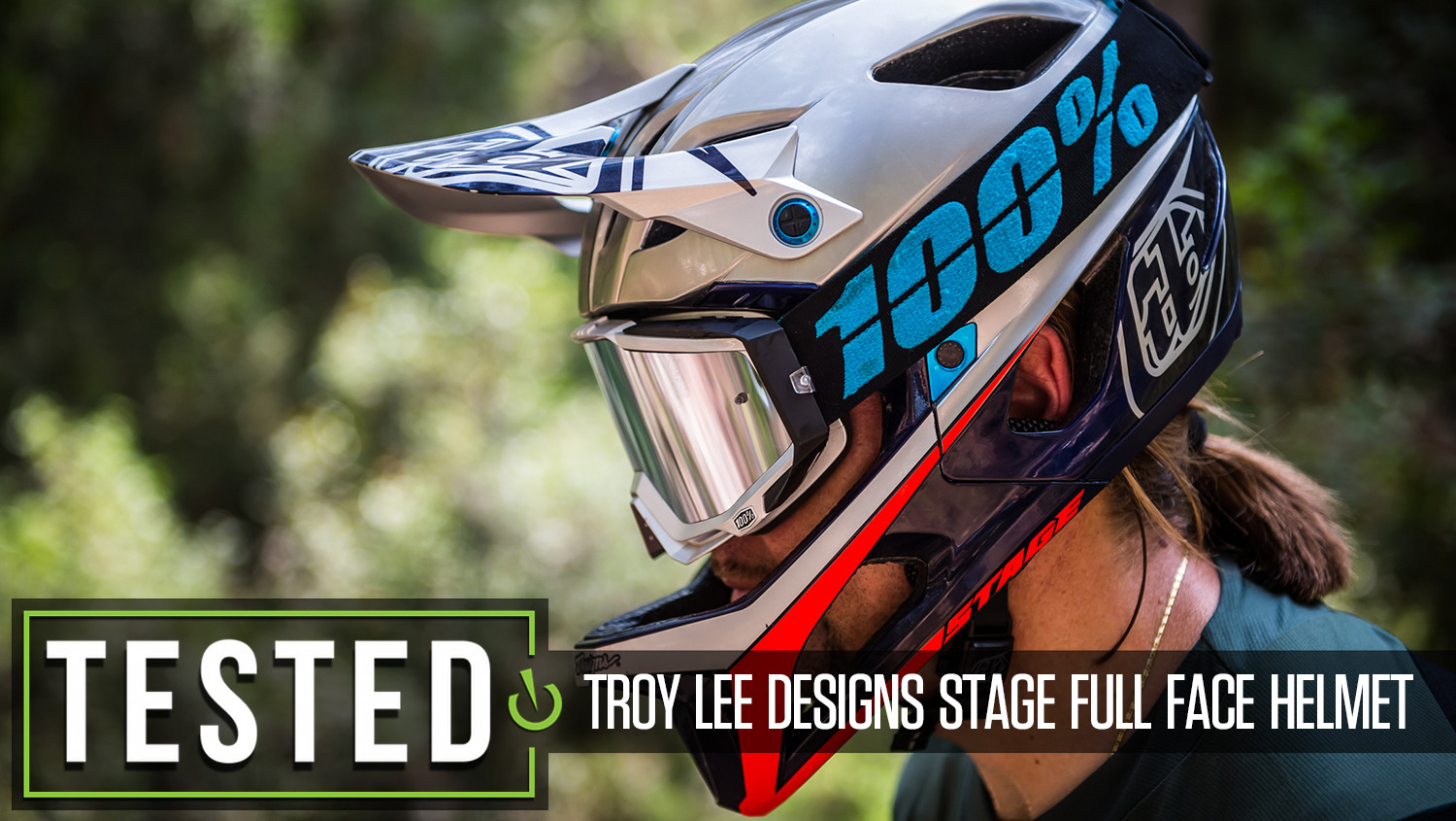 Vital Tests TLD's Ultra-Light DH Certified Full Face Helmet