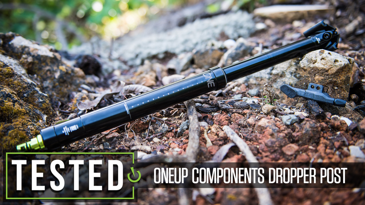 Tested: OneUp Components Dropper Post