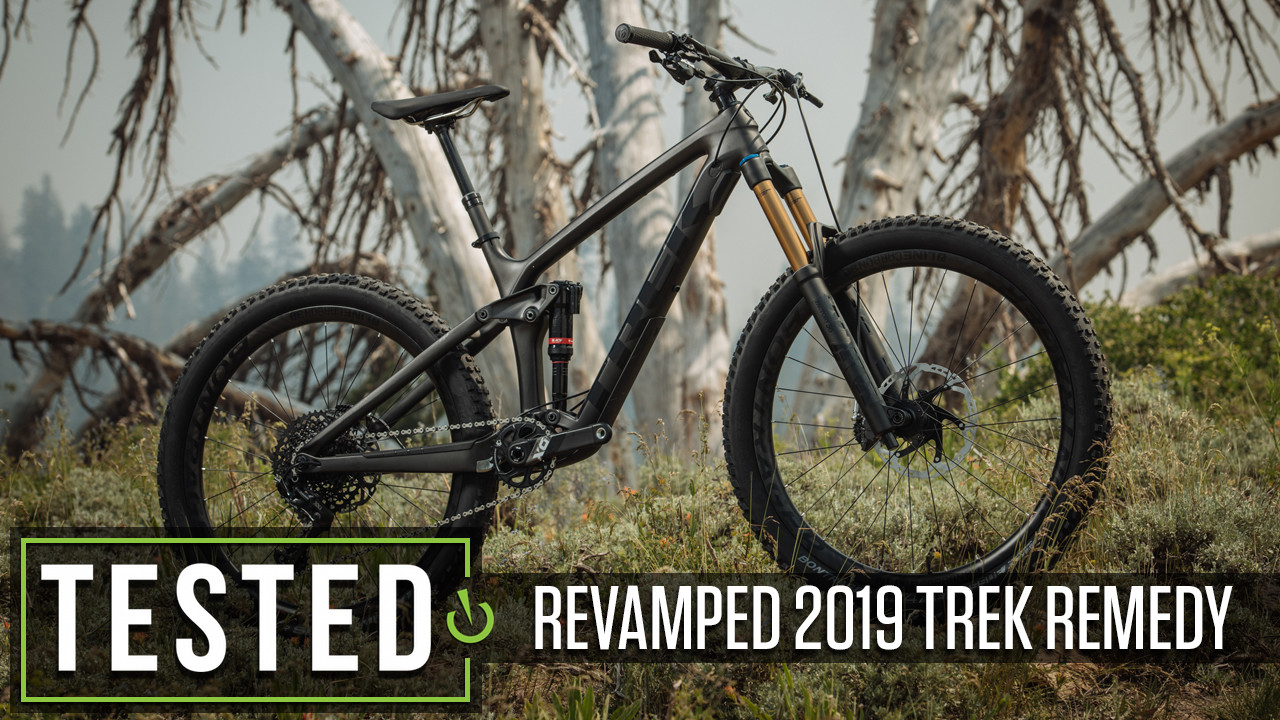 Tested: The Revamped 2019 Trek Remedy 9.9