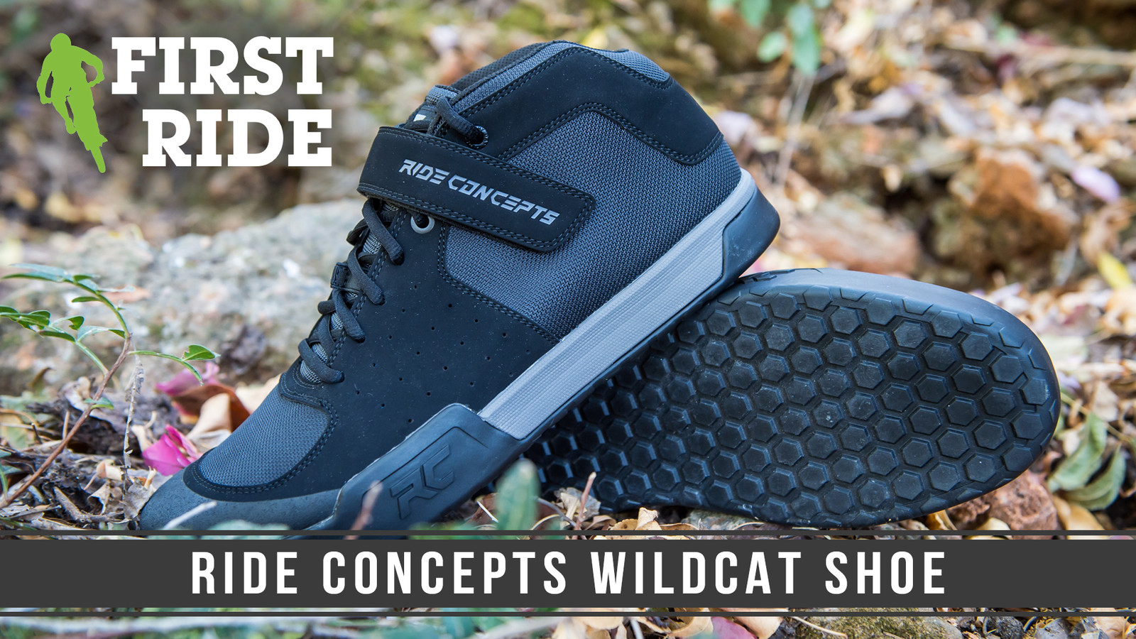 New Kid on the Block: Ride Concepts Wildcat Flat Pedal Shoe