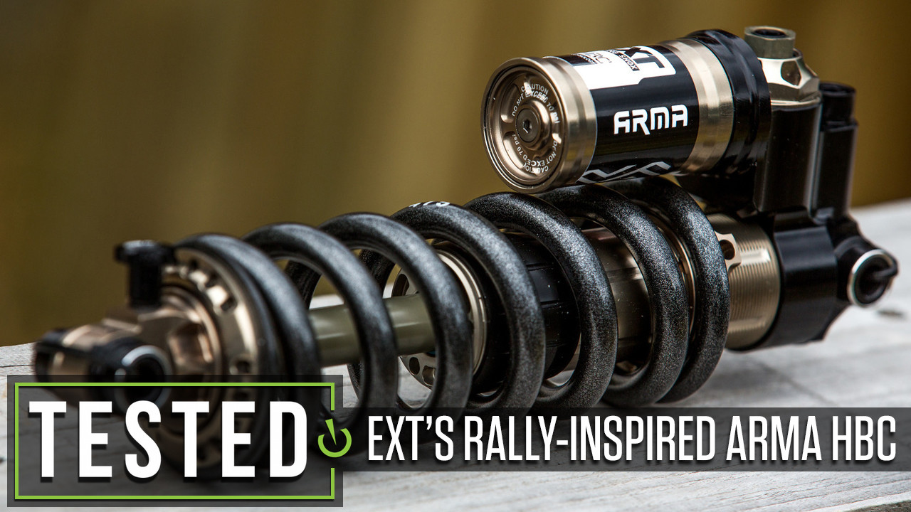 Tested: EXT's Rally-Inspired Arma HBC Shock