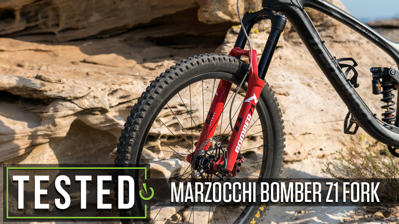 Long-Term Tested: Marzocchi's Bomber Z1 Fork