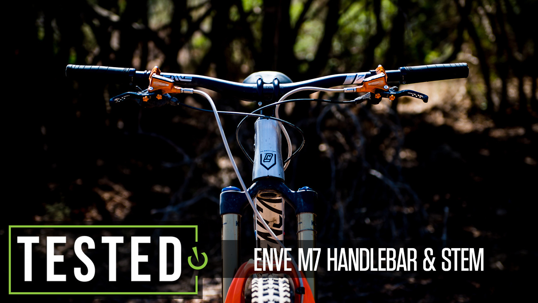 Tested: ENVE M7 Handlebar and Stem
