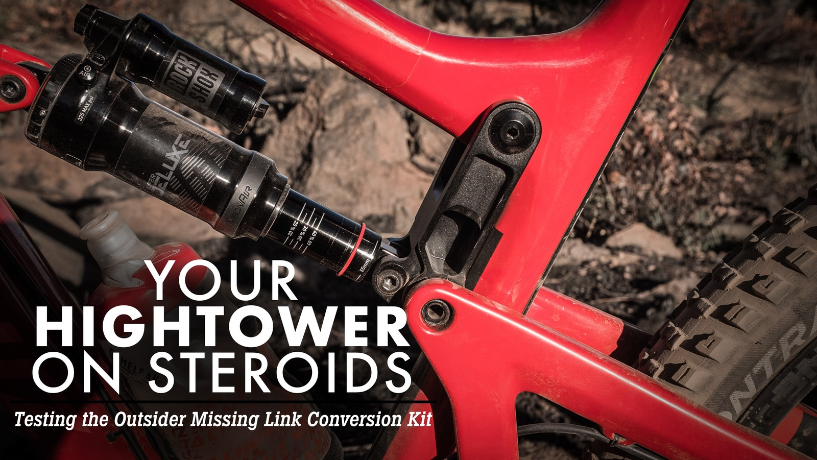 Tested: Outsider Missing Link Long-Travel Conversion for the Santa Cruz Hightower