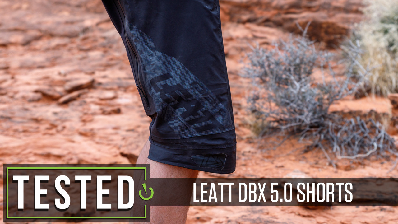 Tested: Leatt's All-Weather DBX 5.0 Shorts