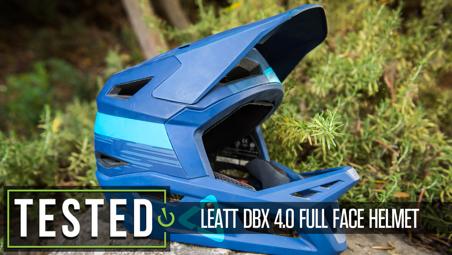 Tested: Leatt's All-New DBX 4.0 Lightweight Full Face Helmet