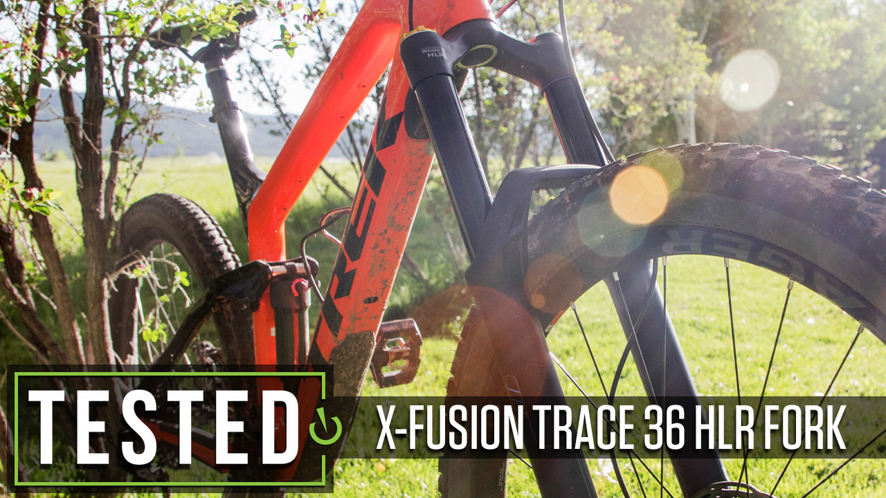 Tested: X-Fusion's All-New Trace 36 HLR Fork