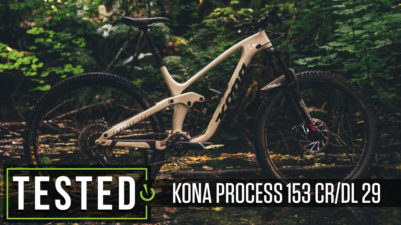 Tested: 2019 Kona Process 153 CR/DL 29