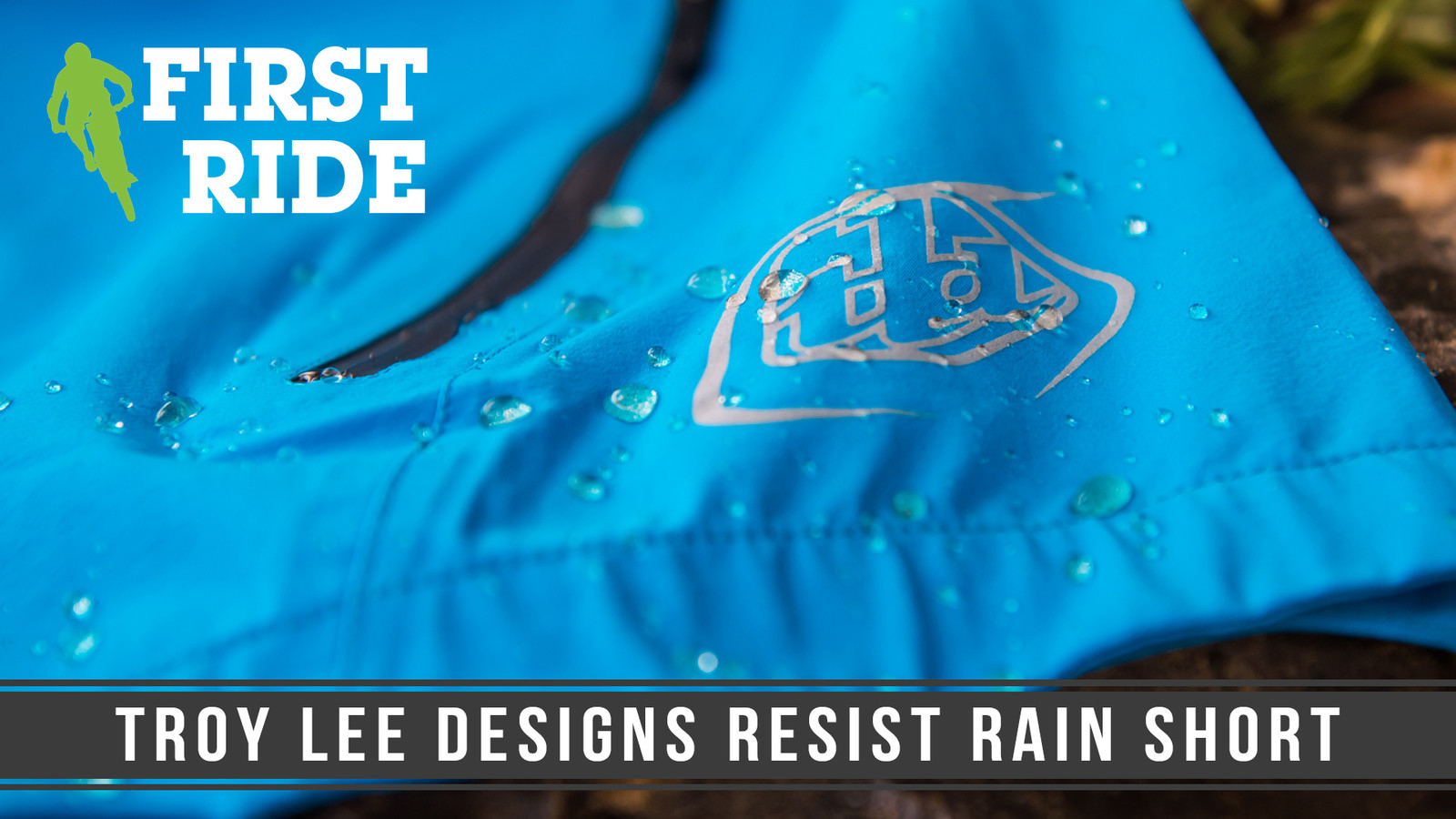 First Ride: Troy Lee Designs Resist Short