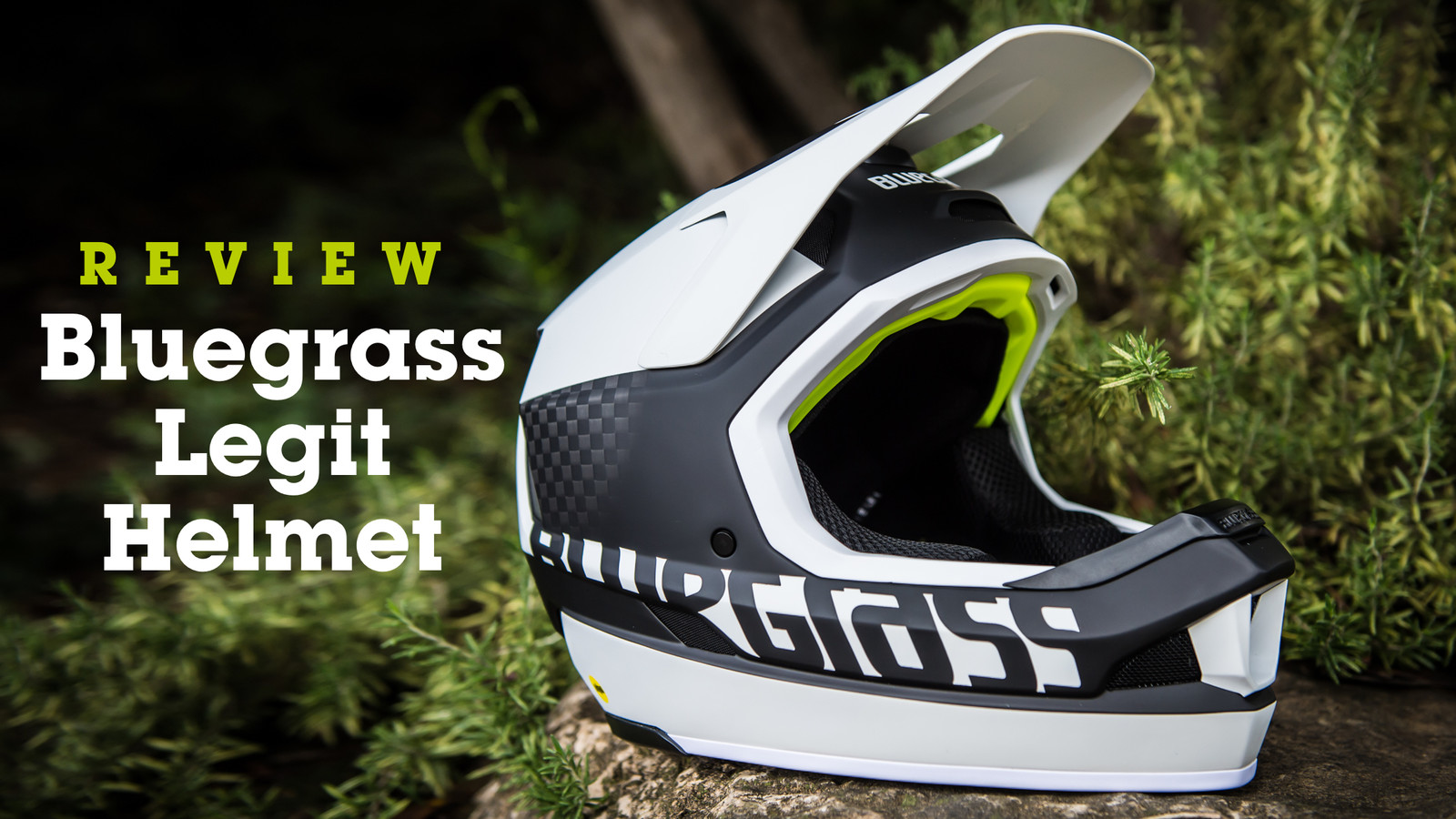 Tested: Bluegrass Legit Carbon Full Face Helmet