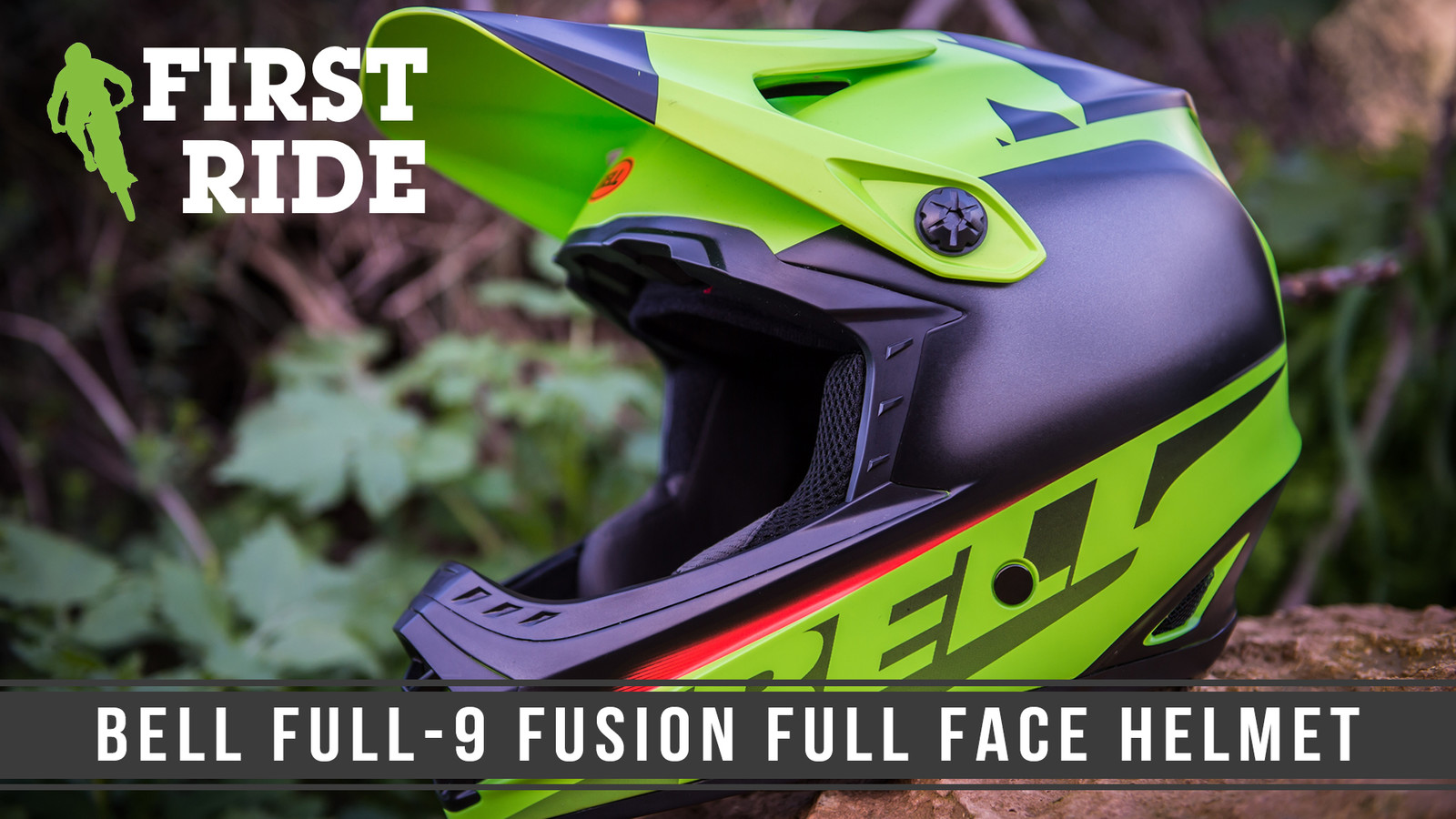 First Ride: Bell Full-9 Fusion