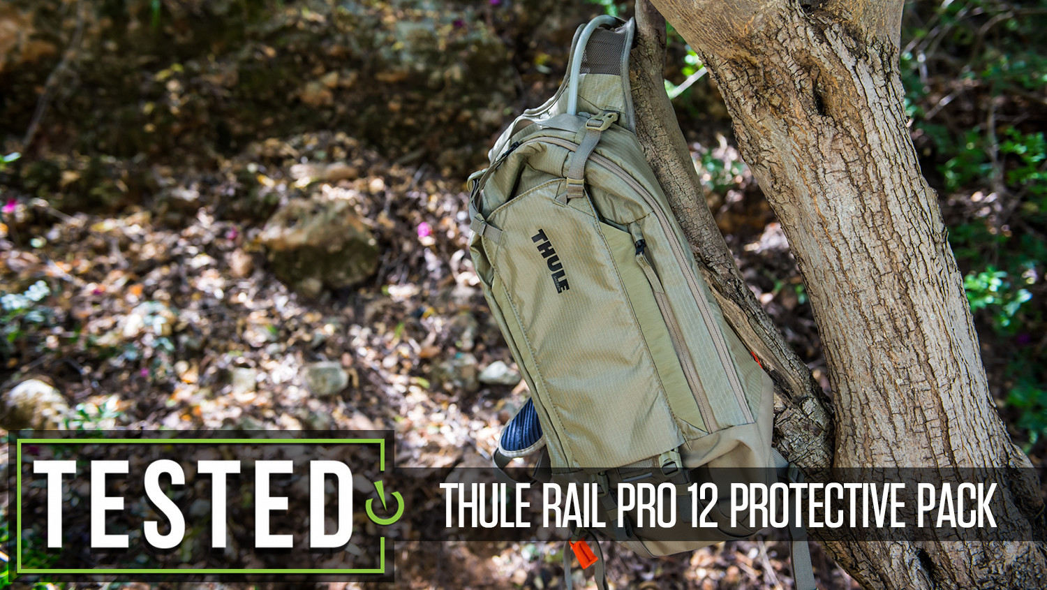 Tested: Thule Rail Pro 12 Protective Hydration Pack