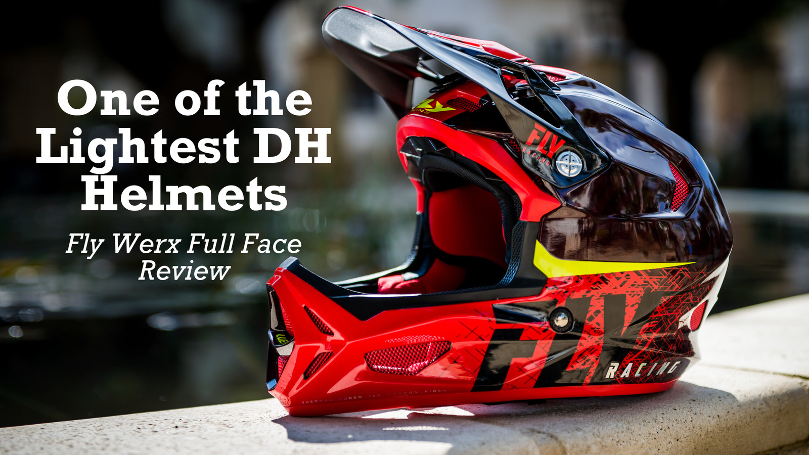 Tested: Fly Racing Werx Imprint Full Face Helmet