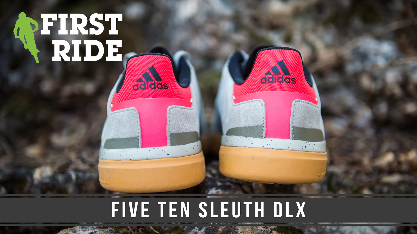 From the Pumptrack To the Trails: Adidas-Branded Sleuth DLX from Five Ten