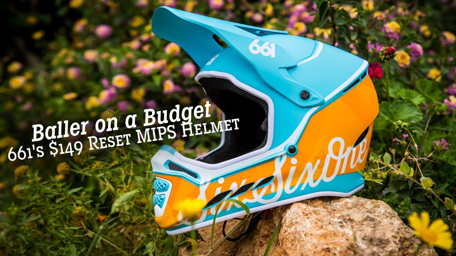 Baller on a Budget: 661's $149 Reset MIPS Helmet
