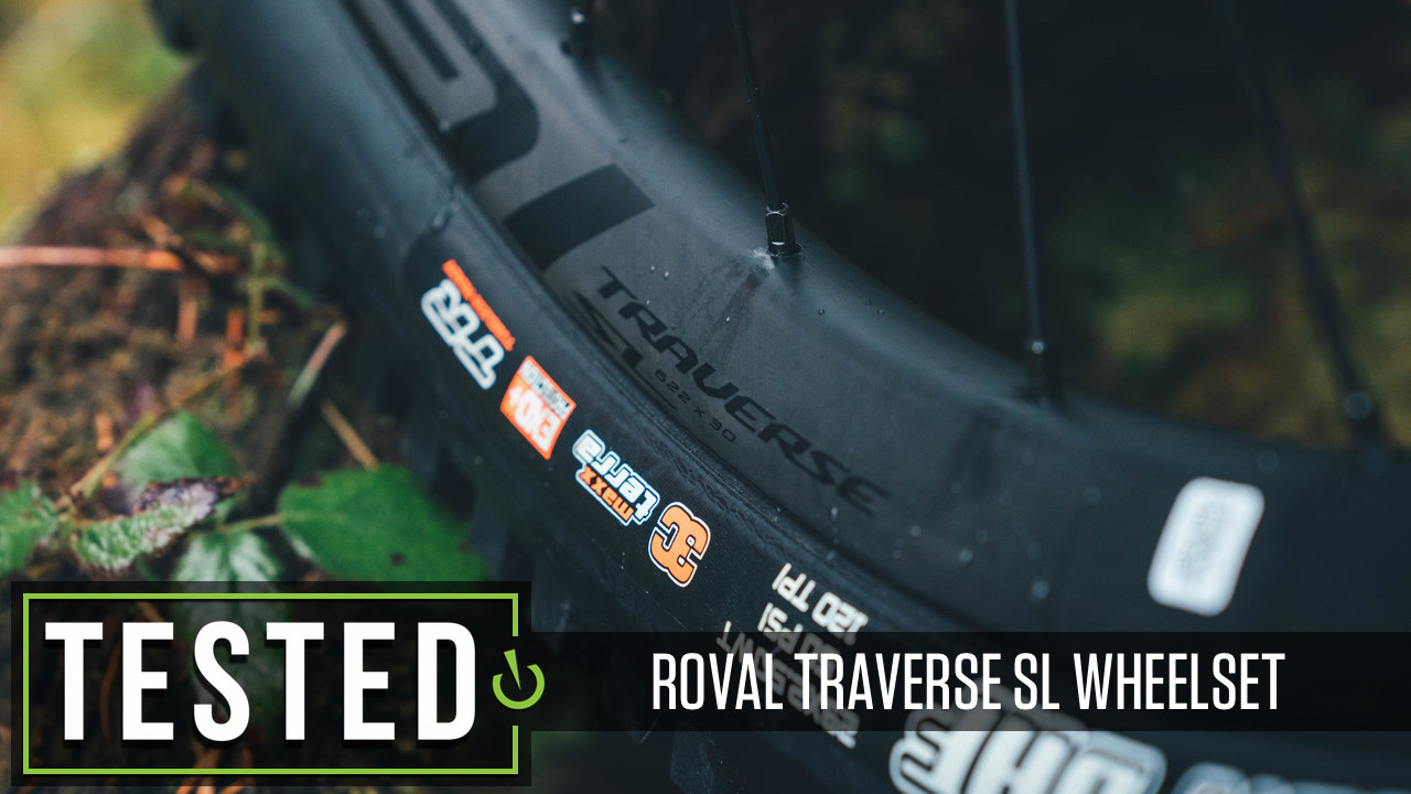 Tested: Roval's No-Nonsense Traverse SL Wheelset