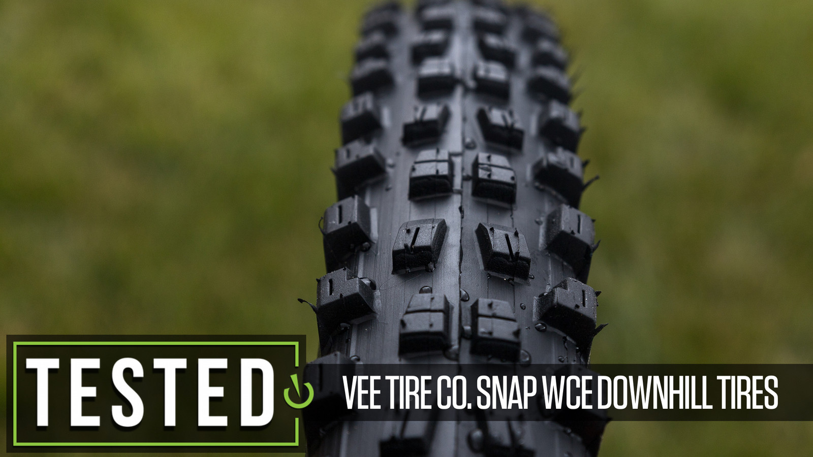 Tested: Vee Tire Co. Snap WCE Downhill Tire