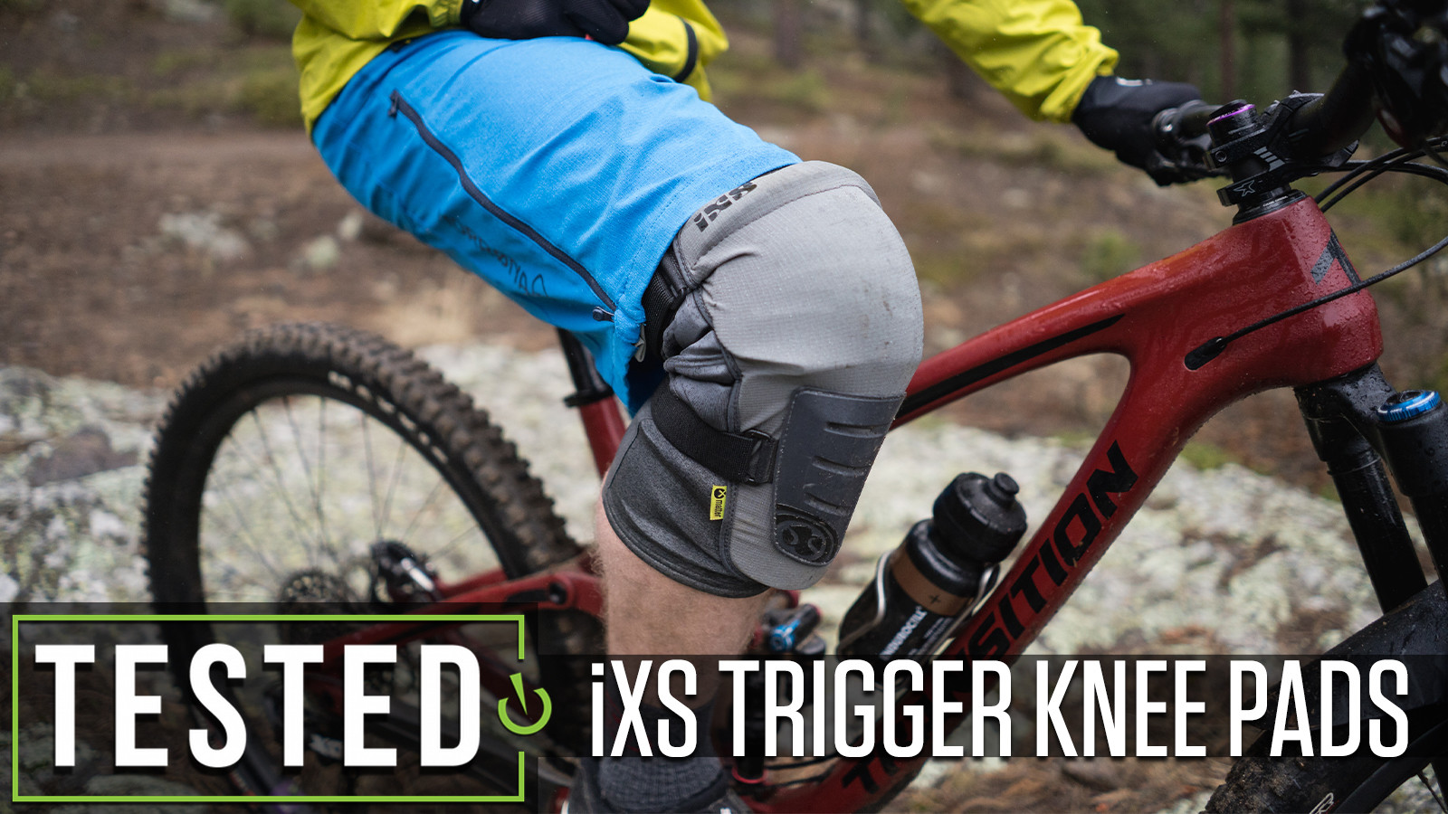 Tested: iXS Trigger Knee Guard
