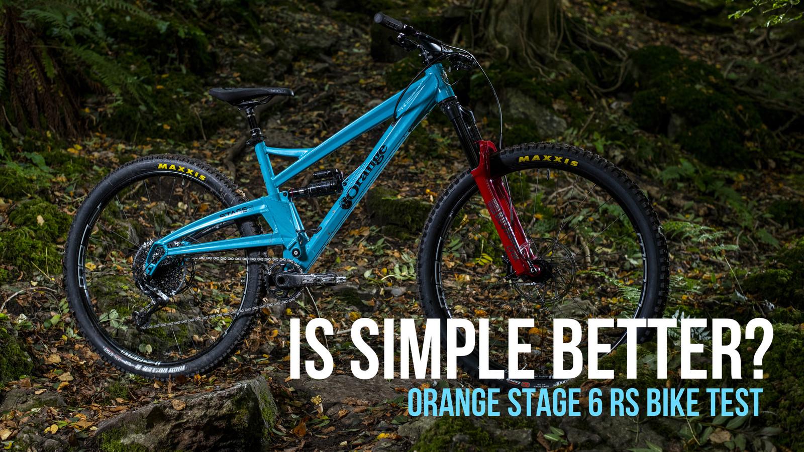 Refinement Over Revolution: Orange Stage 6 RS Reviewed