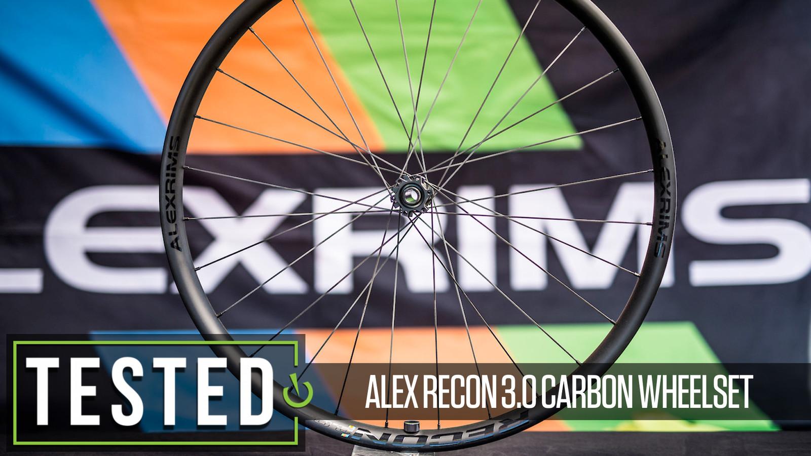 Tested: Alex Rims Recon 3.0 Carbon Wheelset