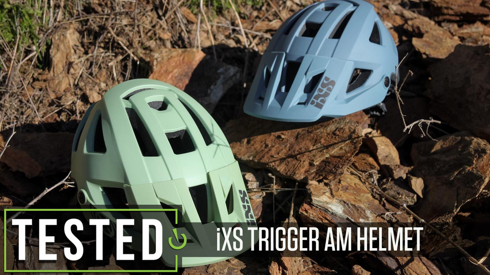 Tested: iXS Trigger AM Helmet