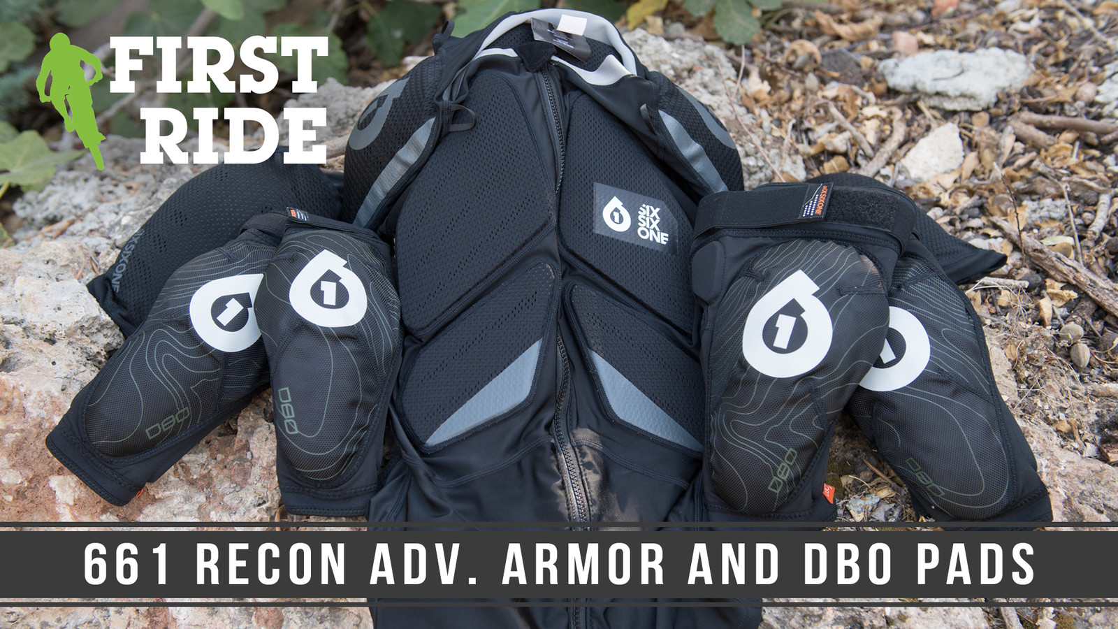 First Ride: 661 Recon Advanced Body Armor and DBO Knee/Elbow Pads