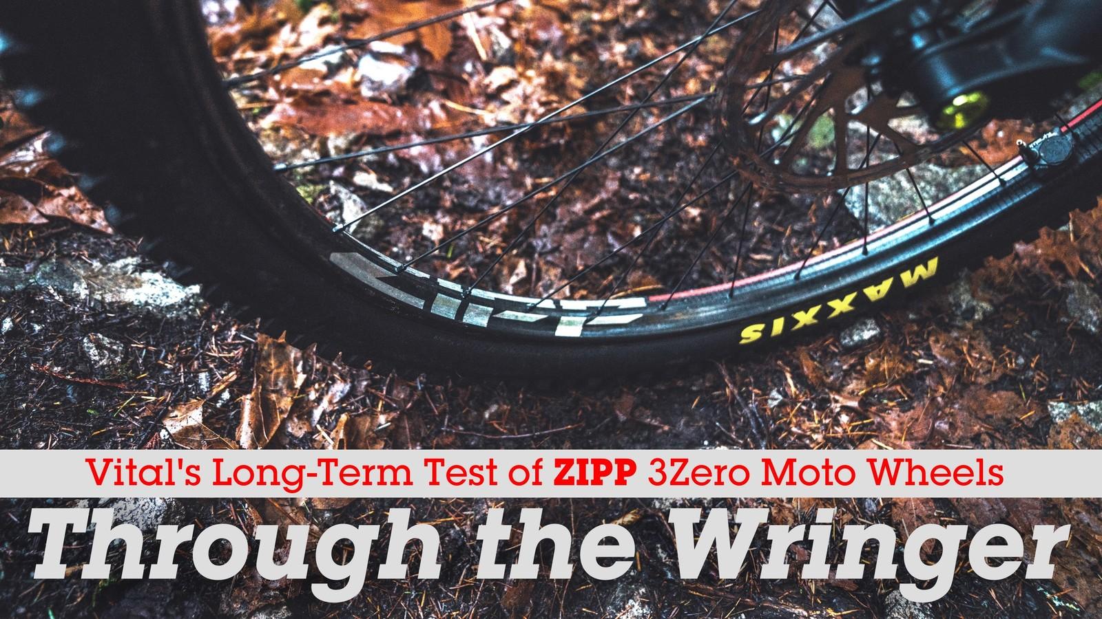 Through the Wringer: Vital's Long-Term Test of Zipp's 3Zero Moto Wheelset