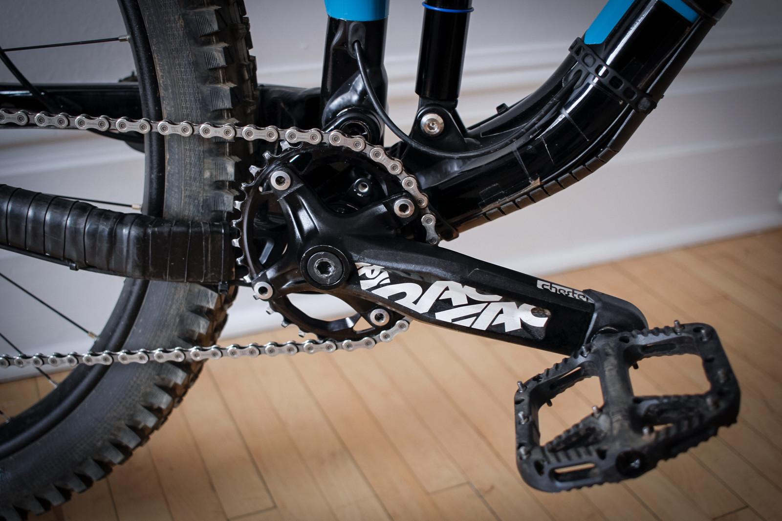 Timeless, sturdy cranks with great adjustability