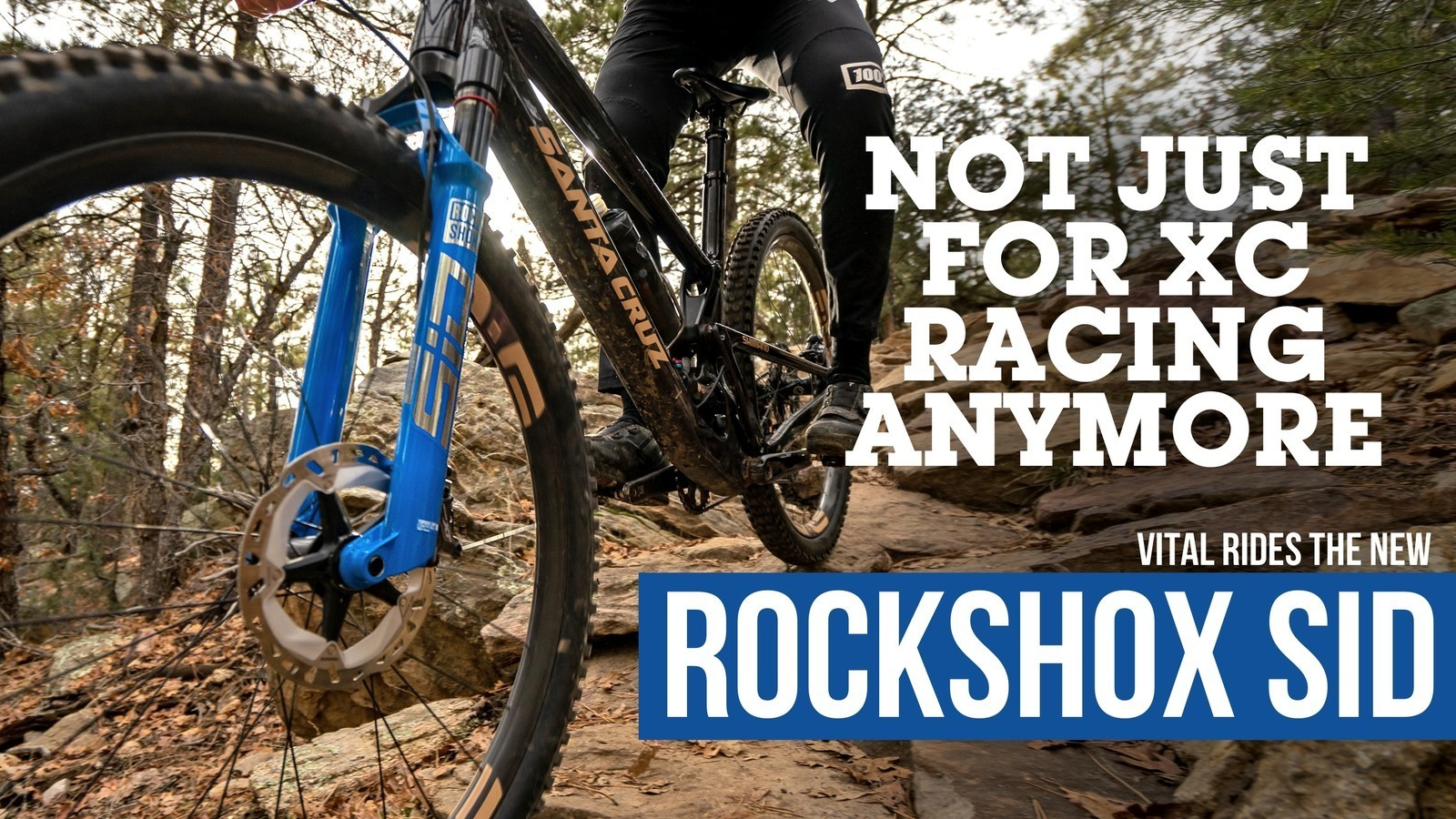 We Ride the All-New RockShox SID Ultimate