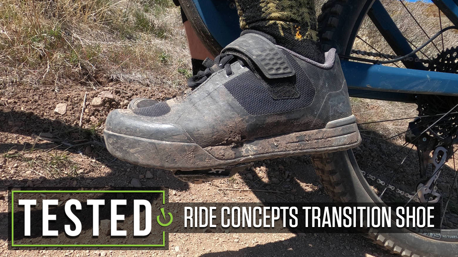 Vital Tested: Ride Concepts Transition Clipless Shoe