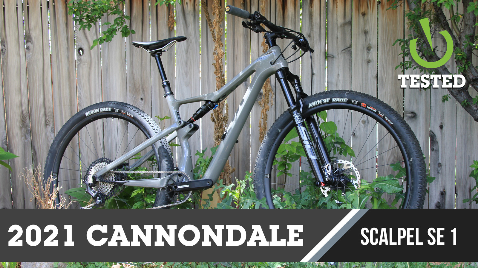 Is It Trail Enough? 2021 Cannondale Scalpel SE 1 Tested