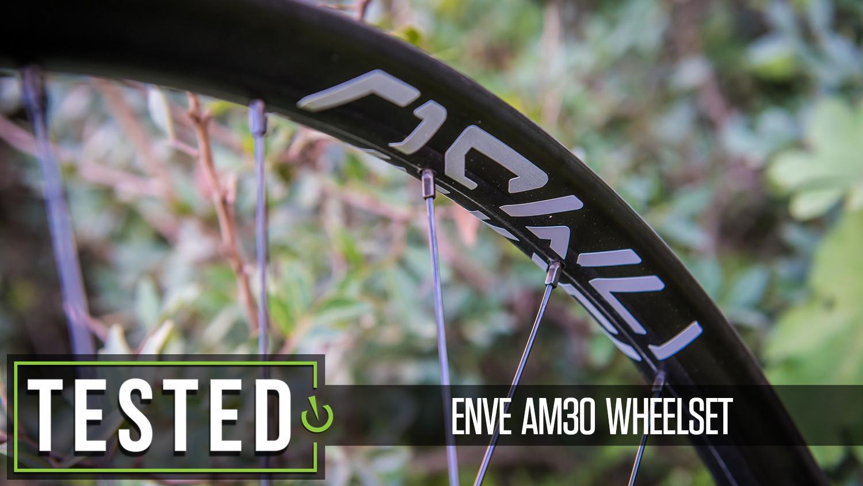Tested: ENVE AM30 Wheelset