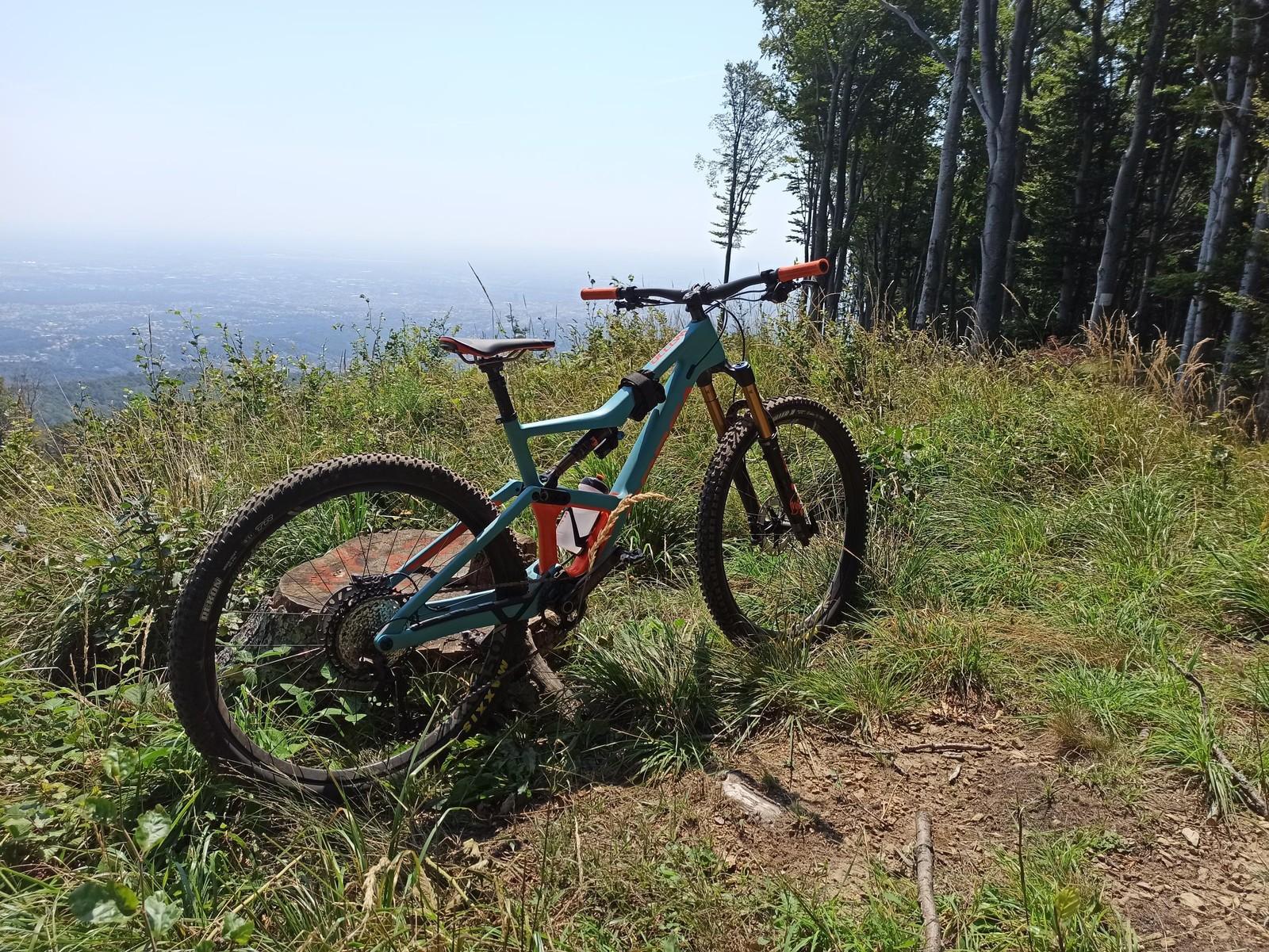 Superb trail bike