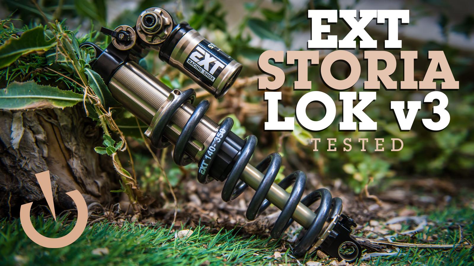 Italian Suspension for Your Enduro Bike: EXT Storia Lok v3 Reviewed