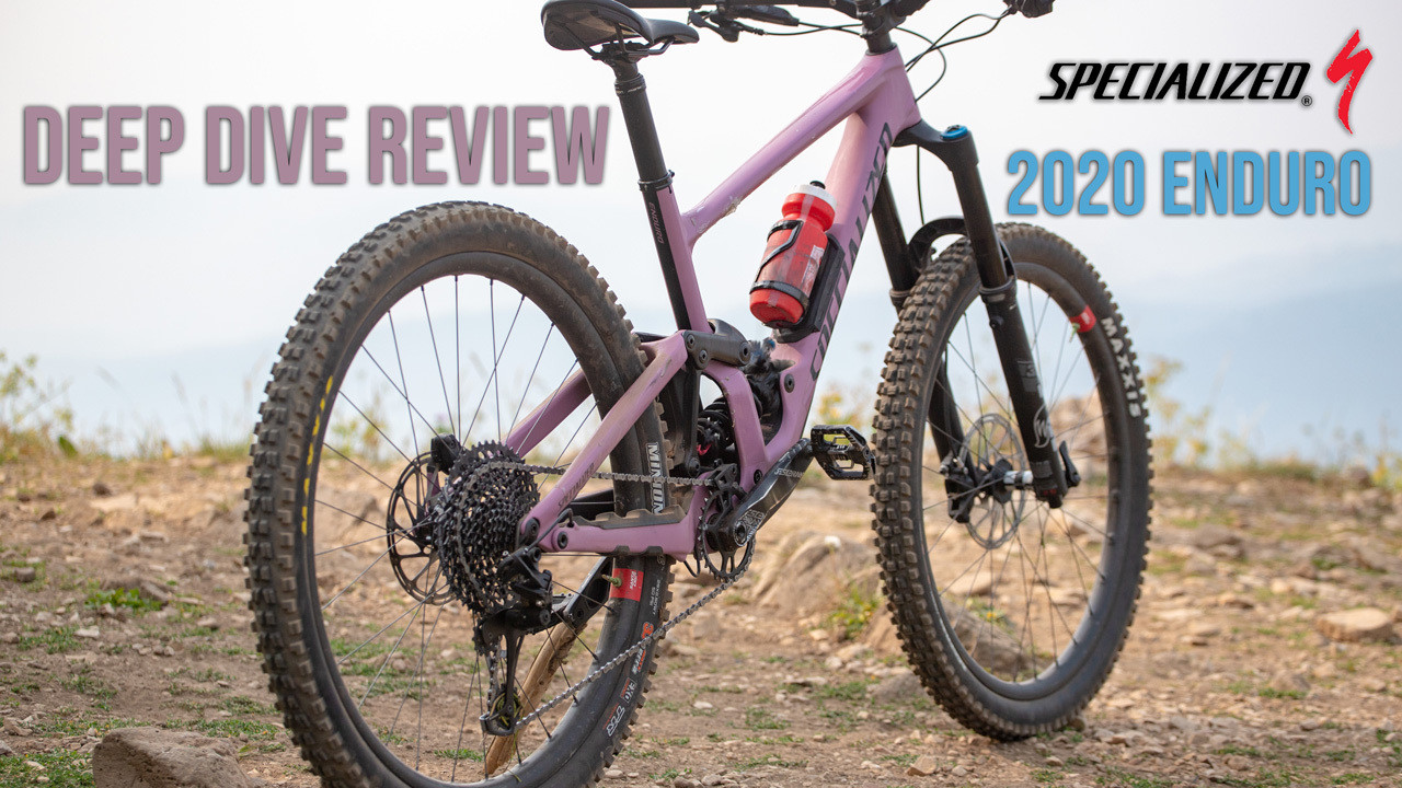 Deep Dive Into the Specialized Enduro