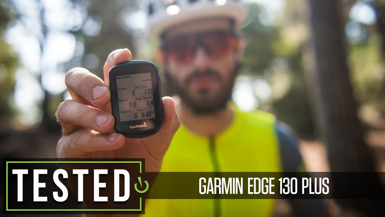 Small But Mighty: Garmin Edge 130 Plus
