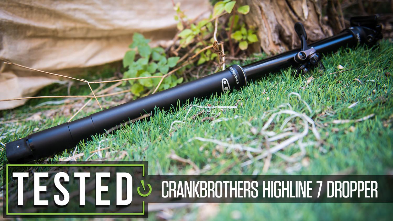 Tested: Crankbrothers Highline 7 Dropper Post