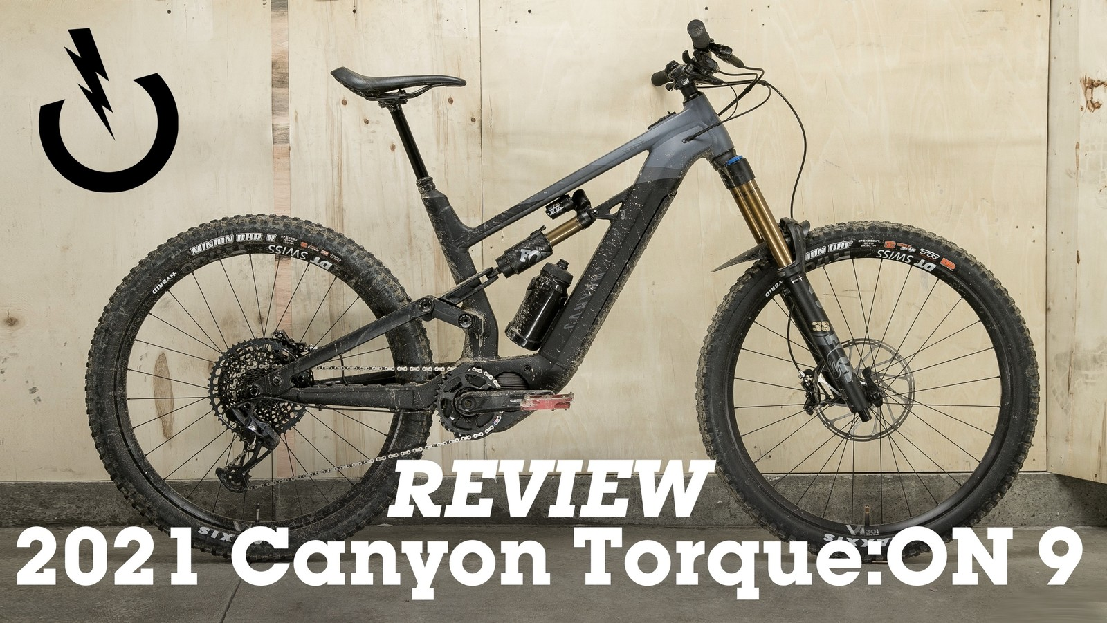 REVIEW - 2021 Torque:ON 9 e-Mountain Bike