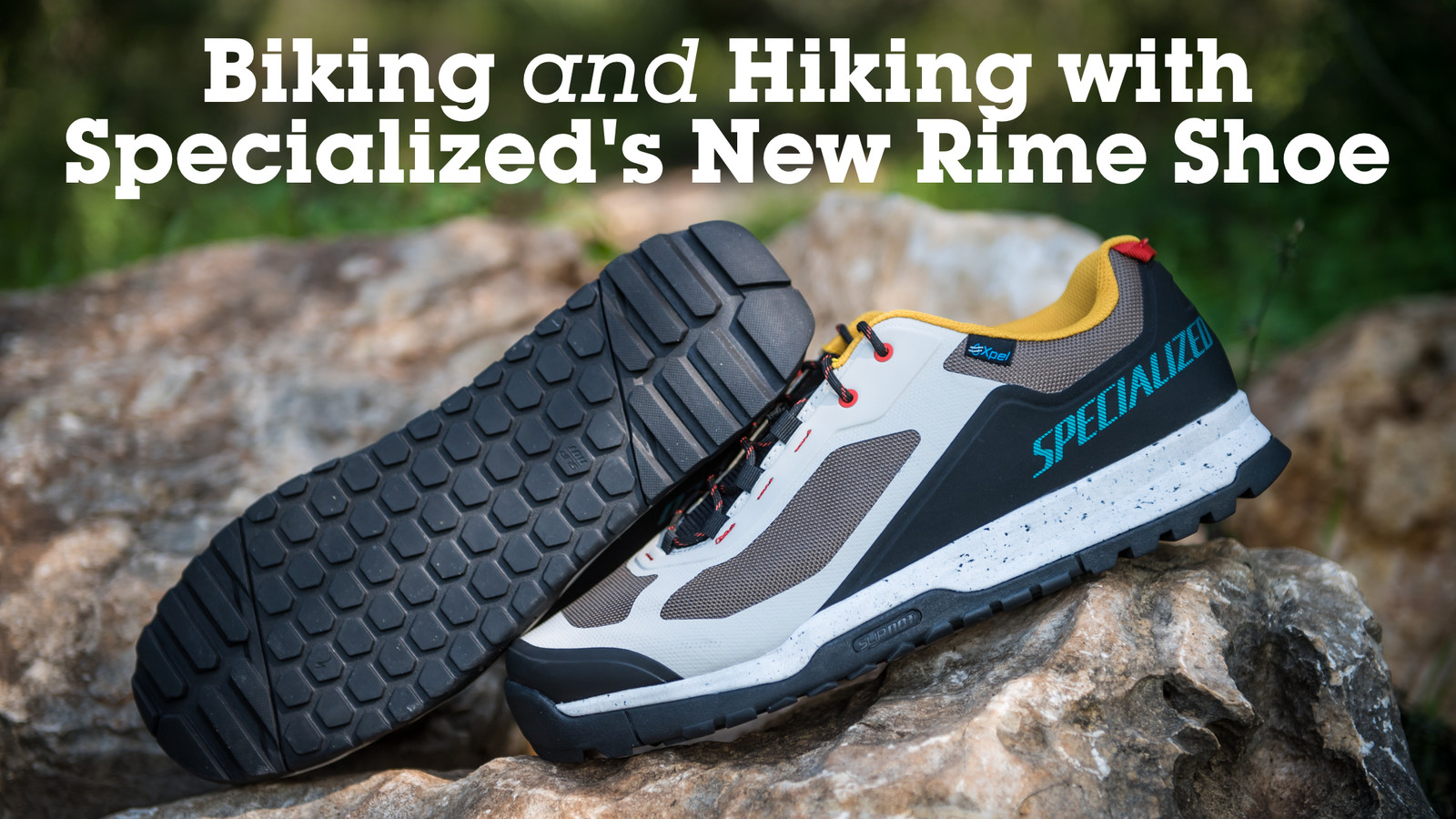 Specialized's New Rime Shoe is Made for Hiking and Biking - Review