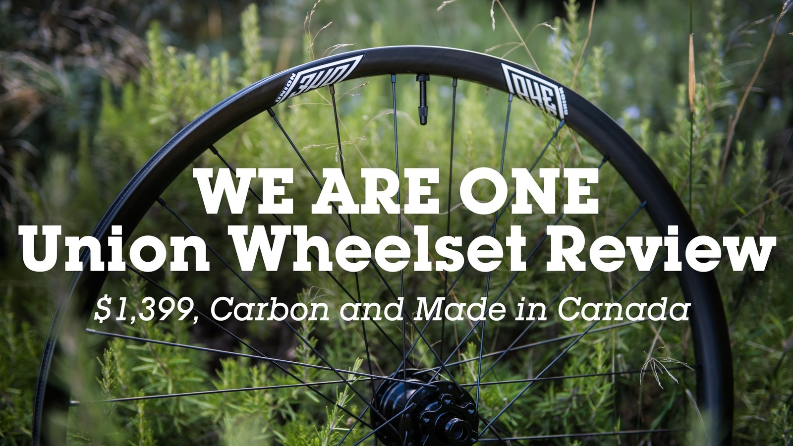 Long-Term Review: We Are One Composites Union Wheelset