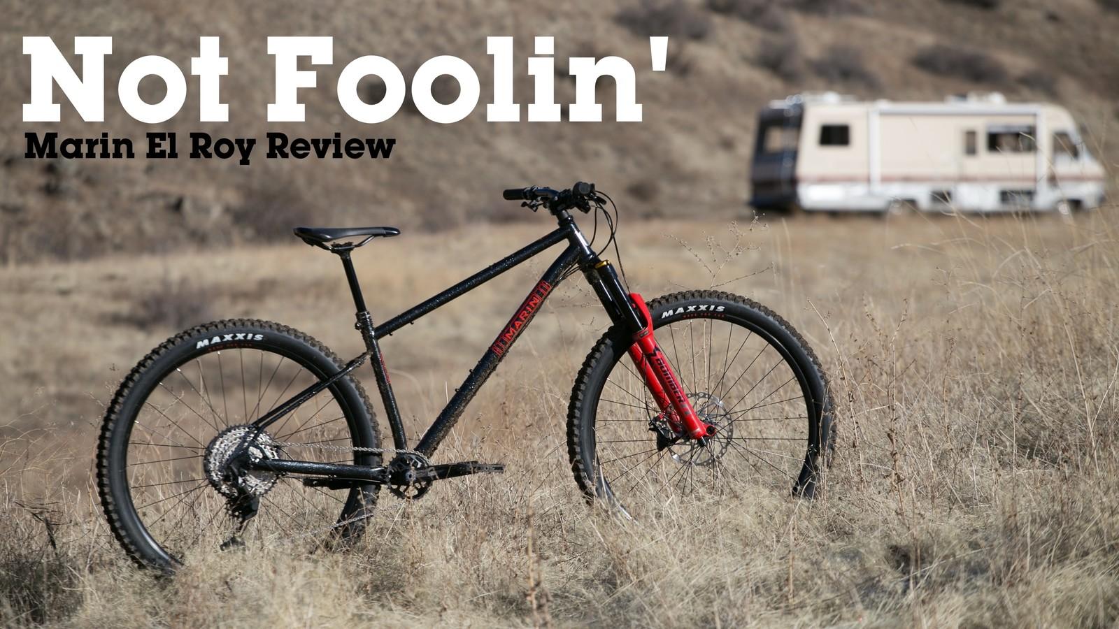 Marin El Roy Steel Hardtail Review