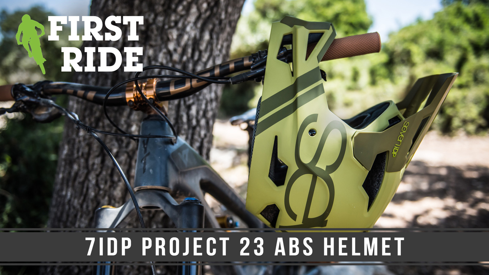 Lightweight and Ventilated: 7iDP Project 23 ABS First Ride