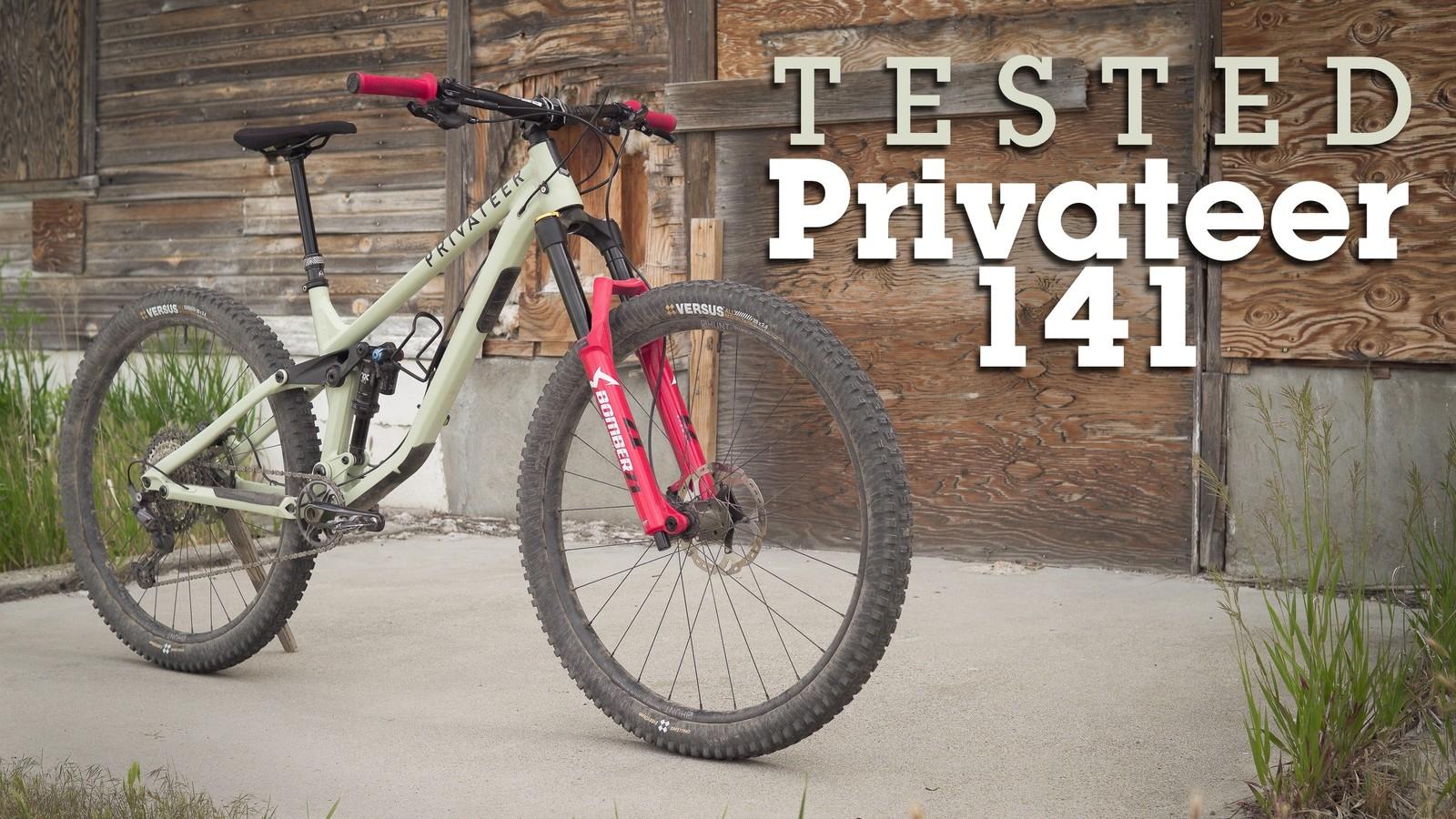 Vital's Custom Privateer 141 Tested