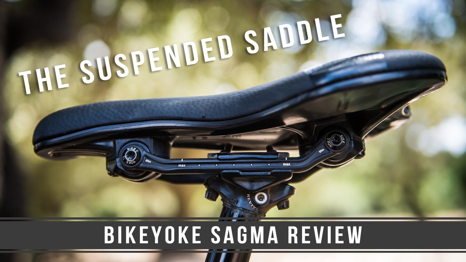 A Saddle That Follows Your Movements: BikeYoke Sagma Review