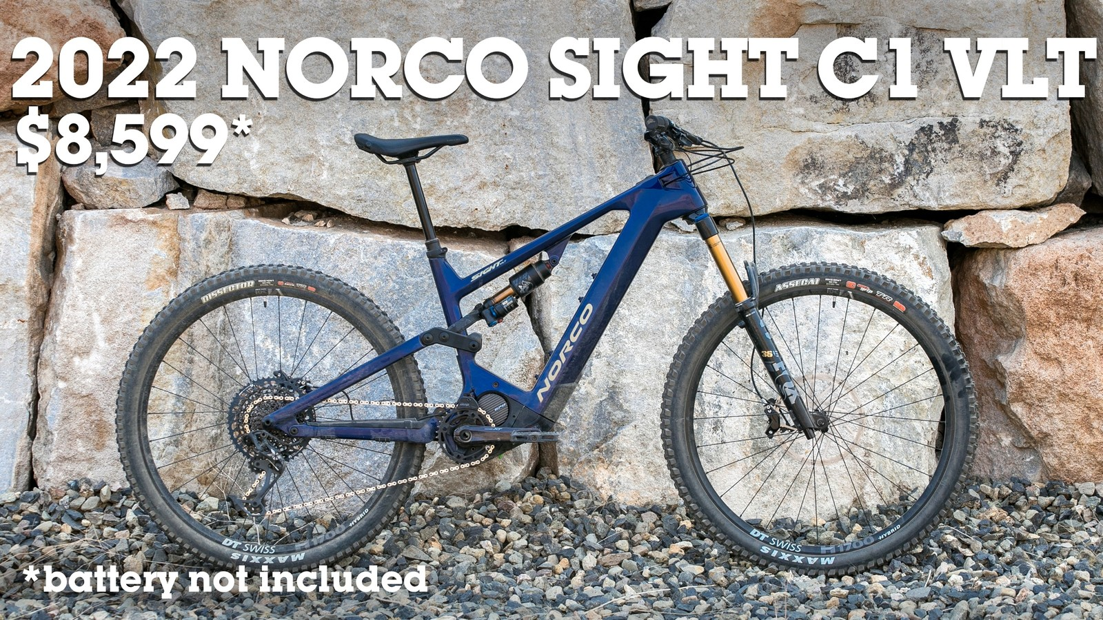 Vital First Look - 2022 Norco Sight VLT C1