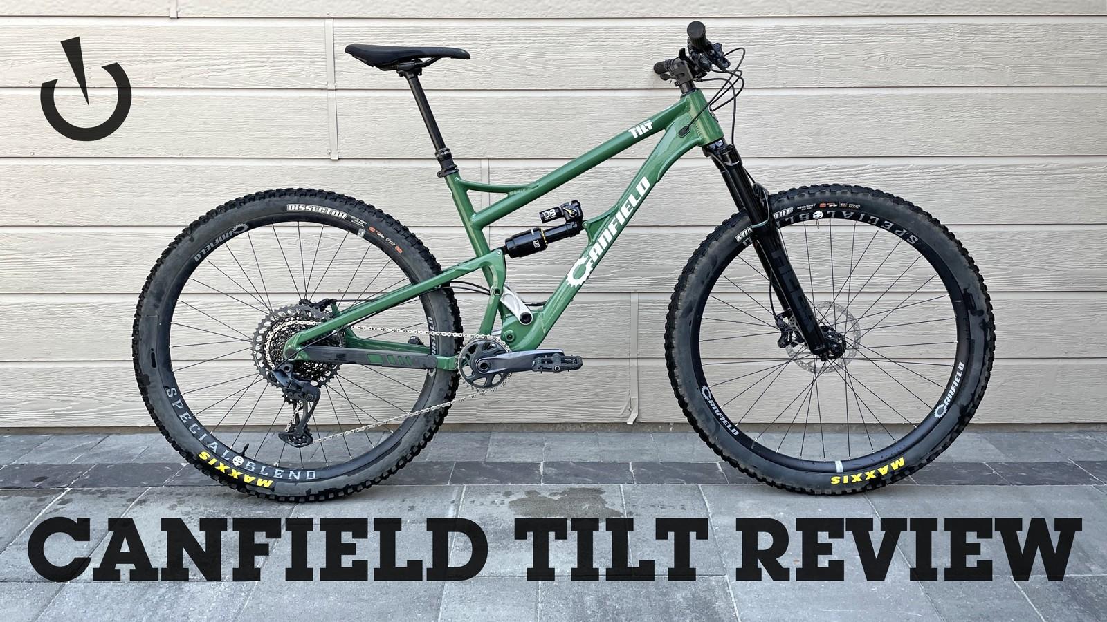 Review - 2021 Canfield Bikes Tilt