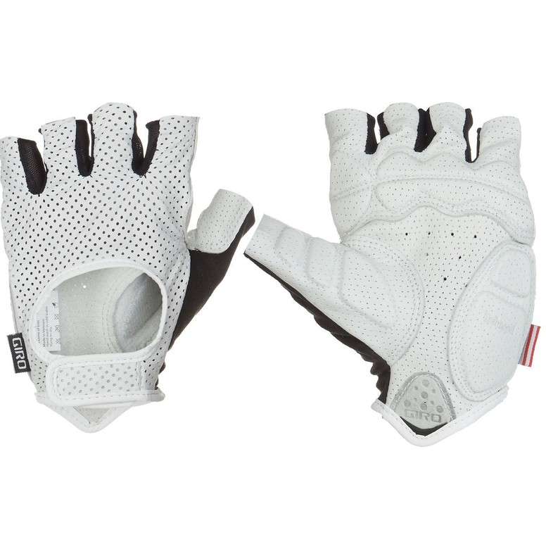 Giro LX Glove - White
