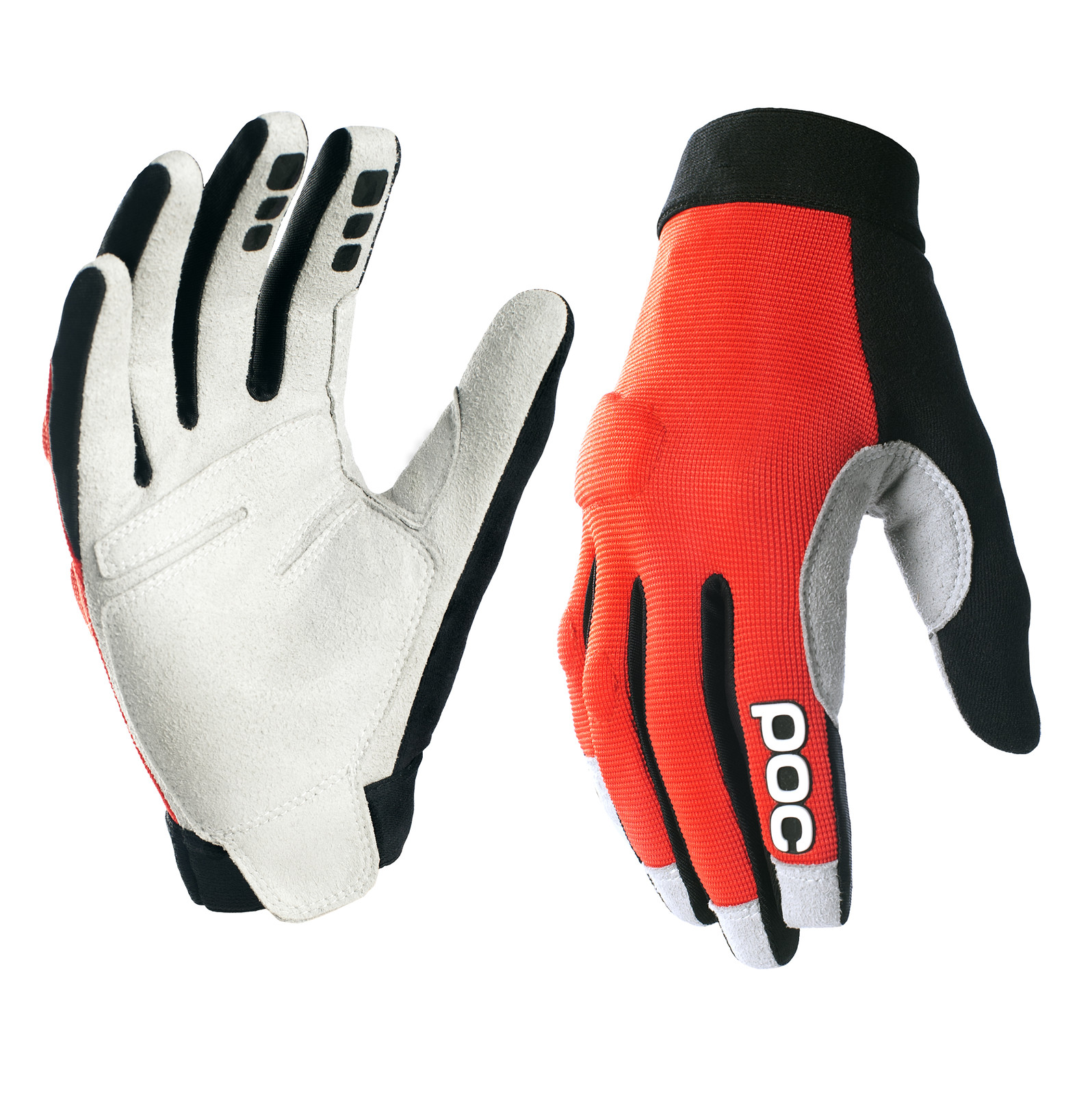 POC Index Flow Glove  Index_Flow_BohriumRed_1101